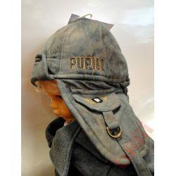 Pupill Alwin G3708 czapka dziecięca zima 48-50