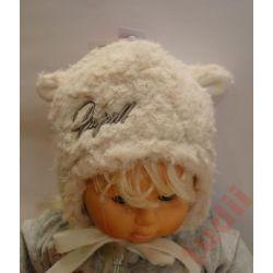 Pupill Bella G3723 czapka dziecięca zima 46-48