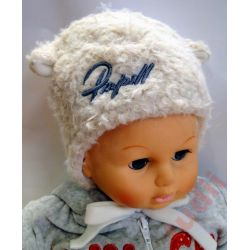 Pupill Bella G3722 czapka dziecięca zima 42-44