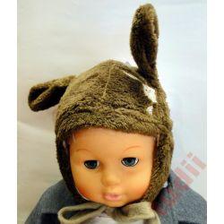 Pupill Mikuś G3724 czapka dziecięca zima 40-42