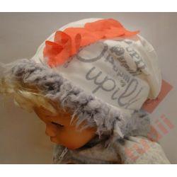 Pupill Sylwia G3776 czapka krasnal smerfetka 48-50