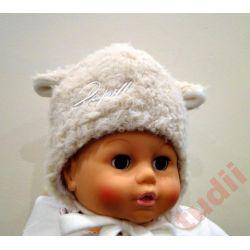 Pupill Bella G 3794  czapka dziecięca zima 42-44