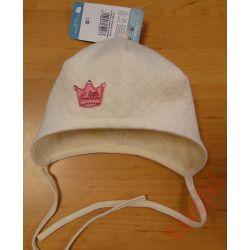 Rebos G8554 czapka dziewczęca 38 cm