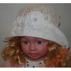 Pupill Kala G2535 kapelusz, czapka lato 46-48 cm