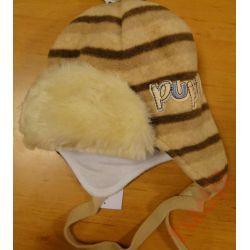 Pupill  X5667 czapka dziecięca zima 48 - 50