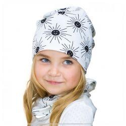 Pupill Sunrise K0282 czapka dziecięca 52 - 54