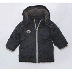 Quadri Foglio Q1216 kurtka chłopięca zimowa 80 cm