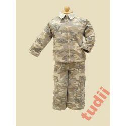 WIT M7335 kurtka + spodnie chłopięce 74 cm