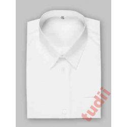 MIK G8654 koszula chłopięca długi rękaw 80 biała