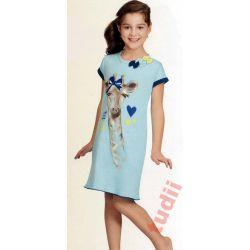 Wadima N509 koszulka nocna dziewczęca 116 cm