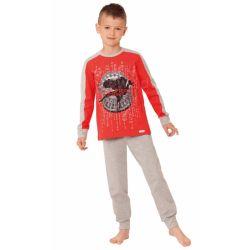 Wadima 50484 A0747 piżamka piżama chłopieca 128 cm