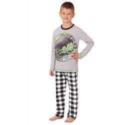 Wadima 50487 A0755 piżamka piżama chłopieca 122 cm