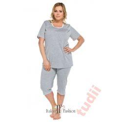 e21f11dd033fbf MB Italian Fashion Melinda piżama damska XXL