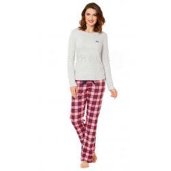 Wadima 104353 G9938  piżama , spodnie  damskie XL