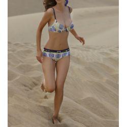 FEBA Bianca B2051 strój, kostium kąpielowy 36 C
