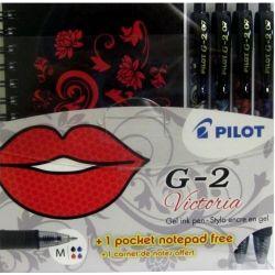 Pilot G - 2 VICTORIA zestaw dla wyjątkowej kobiety