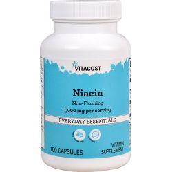 NIACYNA  B3 1000 mg 100 kap BEZ FLUSHA!!