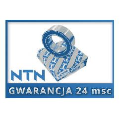 ŁOŻYSKO SPRĘŻARKI KLIMATYZACJI 40X57X24 NTN-SNR