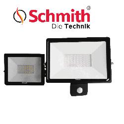 Naświetlacz LED SLIM z czujnikiem ruchu 50w SCHMIT Oświetlenie