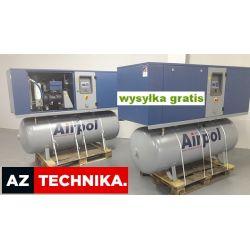 Kompresor śrubowy sprężarka AIRPOL K 11 1800 l/min