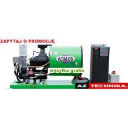 Kompresor śrubowy ATMOS Albert E100Vario (z falown
