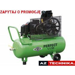 Kompresor tłokowy sprężarka PERFECT 1,5/50 E ATMOS