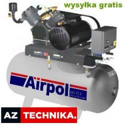 AIRPOL AB 40-380-400 666L/min Kompresor bezolejowy