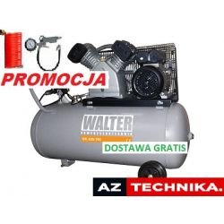 Kompresor tłokowy WALTER GK 420-2,2/100  GRATIS (p