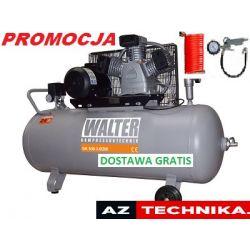 Kompresor tłokowy WALTER GK 530-3/100  GRATIS (pis