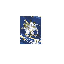 Real Madryt Zeszyt 60 kartek A5 kratka 6590