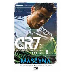 CR7. Cristiano Ronaldo Maszyna książka 2849
