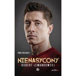Robert Lewandowski NIENASYCONY biografia RL9 hit
