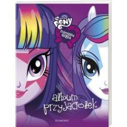 My Little Pony Equestria girls Album przyjaciółek