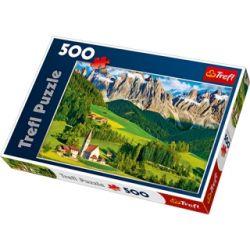 Trefl puzzle Dolomity Włochy 500 el. 1895 PROMOCJA