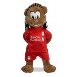 Liverpool wielka maskotka klubowa Bear League