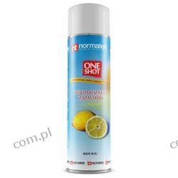 Normatek Neutralizator zapachów ONE SHOT 600 ml cytrusowy Nieskategoryzowane