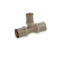 IDMAR TRÓJNIK PEX 16x16x16mm - system zaprasowywany PEXSZT16.4039