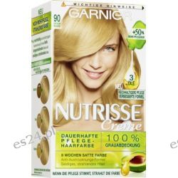 Garnier Nutrisse Creme Farba odcień 90  Zdrowie i Uroda