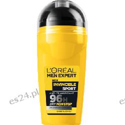 Loreal Men Expert Invincible SPORT 96h KULKA 50ml Zdrowie i Uroda
