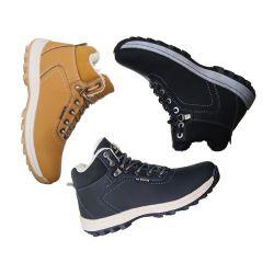 TRAPERY AB OCIEPLANE męskie buty zimowe 3kolory Odzież, Obuwie, Dodatki