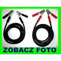 2m /25mm2 POLSKIE SOLIDNE KABLE PRZEWODY ROZRUCHOWE MIEDŹ osobowy bus Elektryka i akcesoria