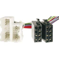 ISO Adapter VOLVO S40 V40 S70 V70  DO RADIA SAM.