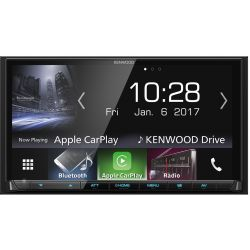 Kenwood DMX7071BTS Radio 2DIN Android Bluetooth