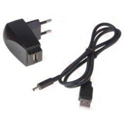 ZASILACZ SIECIOWY 220V NA USB 5V + PRZEWÓD DC USB