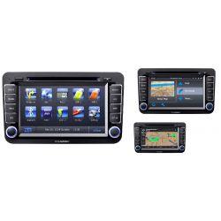 BLAUPUNKT PHILADELPHIA 845 RADIO GPS DVD VW SKODA