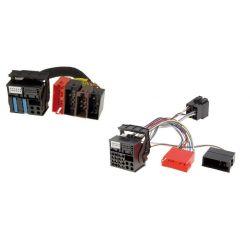 ISO ADAPTER Plug & Play AUDI RNS-E