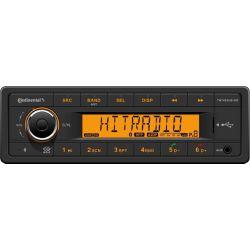 CONTINENTAL TR7423UB BLUETOOTH MP3 USB RADIO 24V