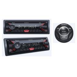 RADIO SAMOCHODOWE SONY DSX BLUETOOTH  USB + PILOT