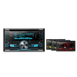 KENWOOD DPX-5000BT RADIO 2DIN BLUETOOTH CD USB MP3