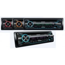 RADIO SONY MEX-N5200BT CD USB BLUETOOTH VARIOCOLOR